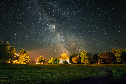 Cataldo Mission Milky Way