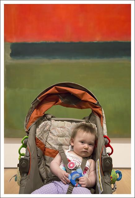 Madeleine vs Rothko