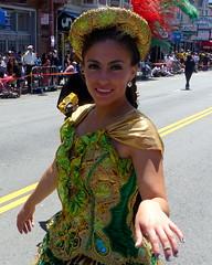 San Francisco Carnaval 2014 Parade -  Bolivia Unida 428