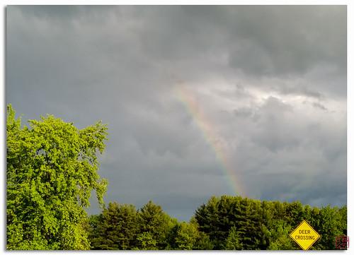 rainbow unitedstates newhampshire keene iphone summer14
