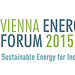 Vienna Energy Forum 2015 logo