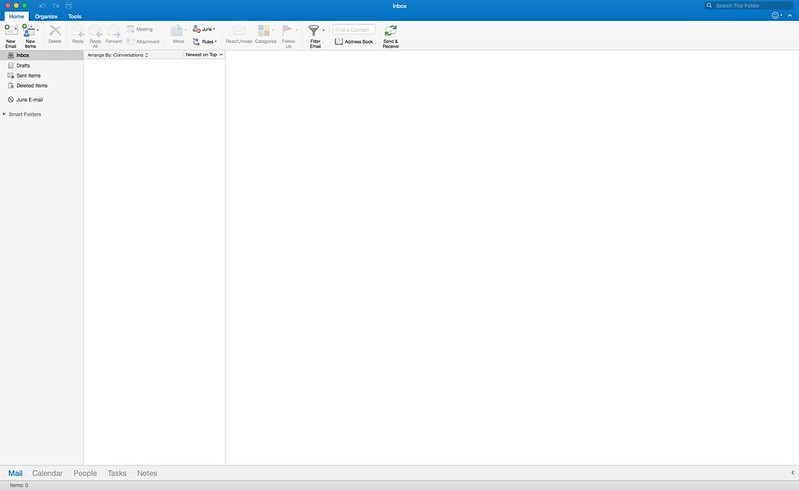 Outlook - Microsoft Office 2016 For Mac