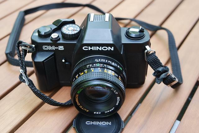 Chinon CM-5