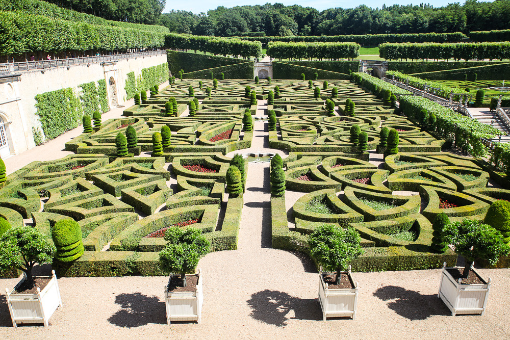 Château de Villandry, Loire Valley 2015
