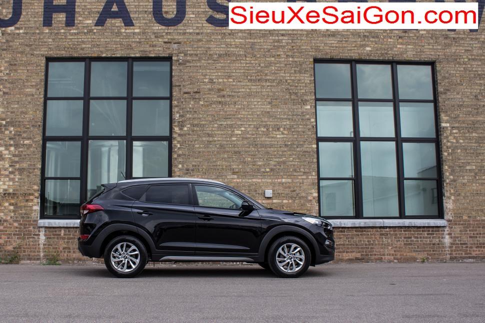 Giá Xe Hyundai Tucson lắp ráp CKD