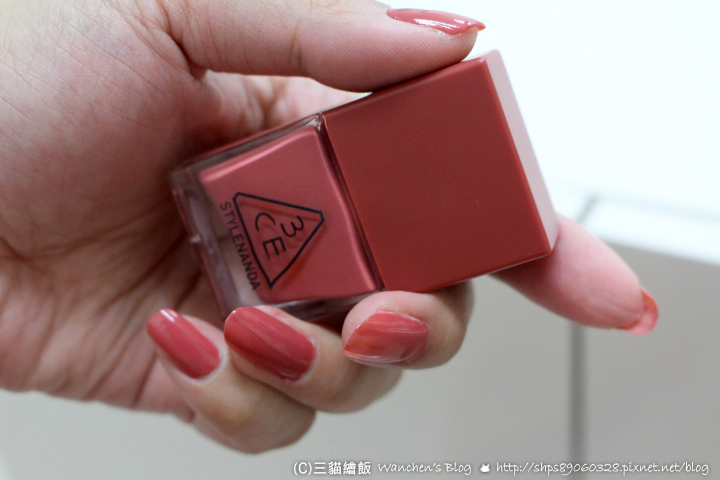 韓國 3ce 指甲油