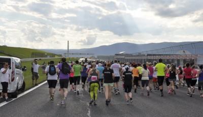 T-MOBILE OLYMPIJSKÝ BĚH AUTODROM MOST 22.6.2016 8 km