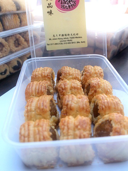 taste better - pineapple tarts house - jonker street (2)