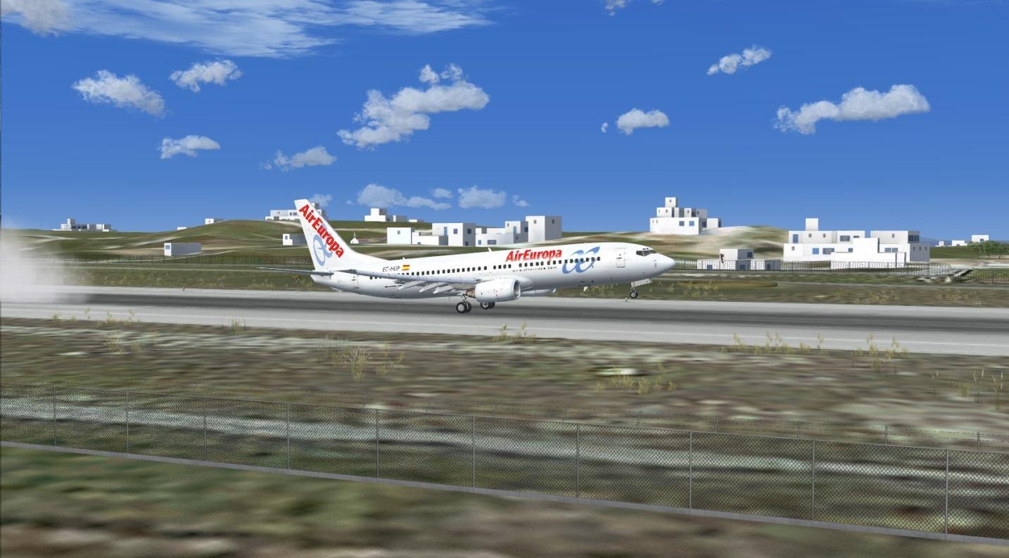 First landing Mykonos 8841249963_eecd8b38ac_o