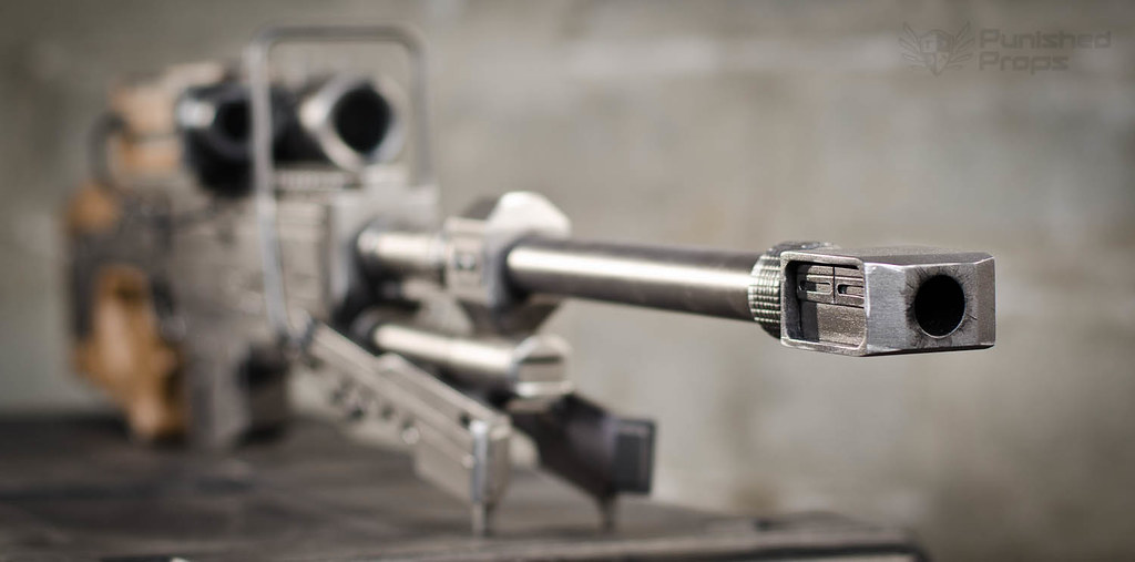 Halo 4 Sniper Rifle Prop