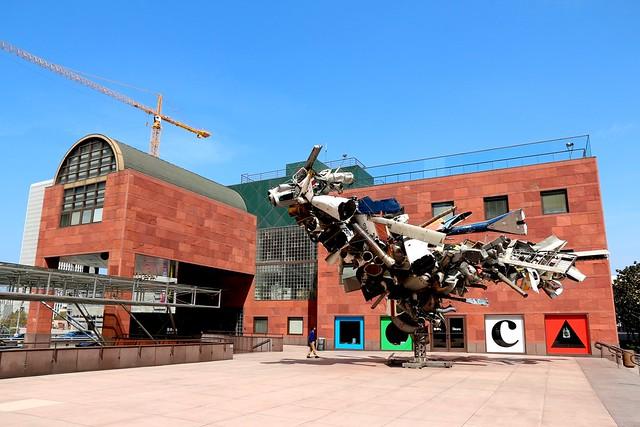 Arata Isozaki. Museum of Contemporary Art, Los Angeles.