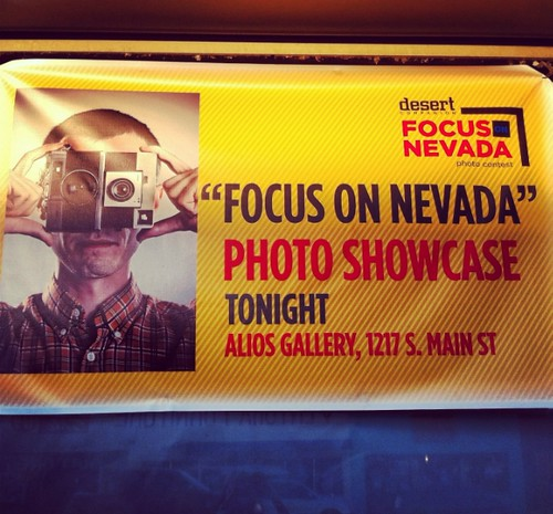 Focus on Nevada at Alios Gallery