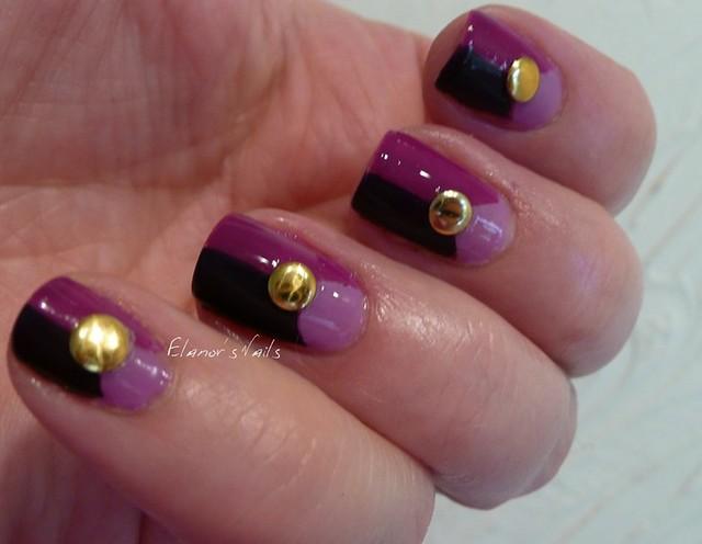 purple tape + studs 3