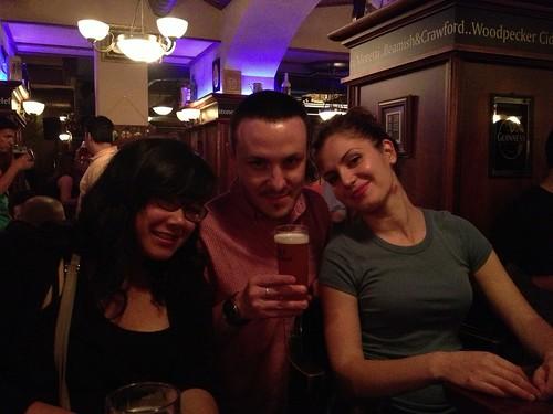 Chihiro, Mattia and Ina
