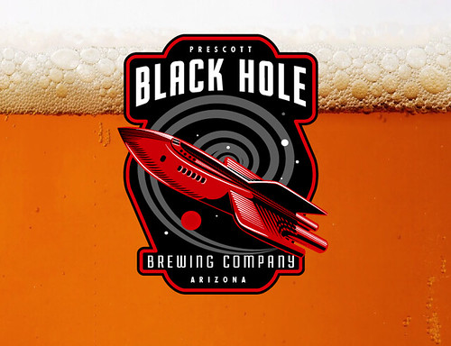 Black Hole Brewery by tekcran