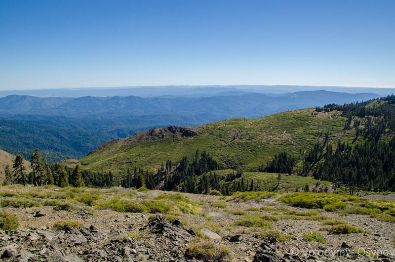 Snow Mountain Wilderness