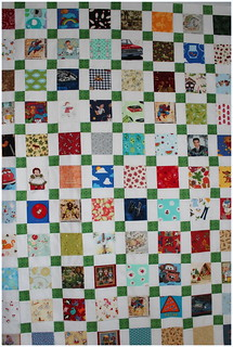 My First I Spy Quilt