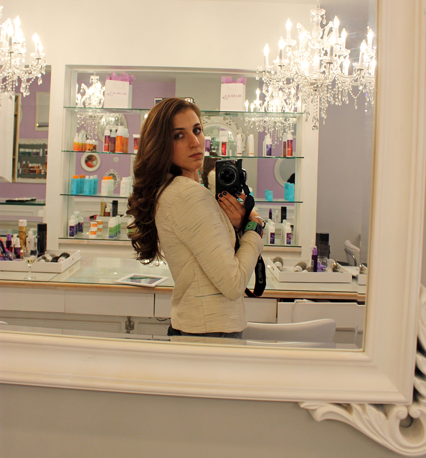 Julip Made Blowdry Bar DC7