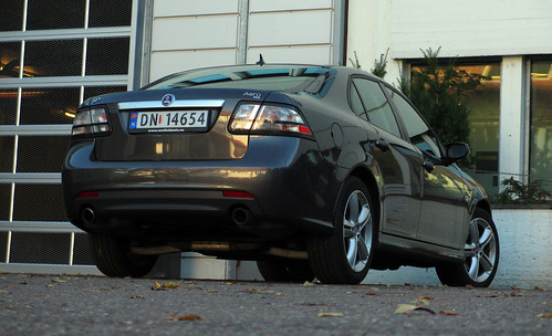 Saab 9-3 SS XWD Aero (Improved sharpness and color)