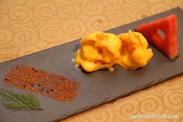 wan li durian prawns