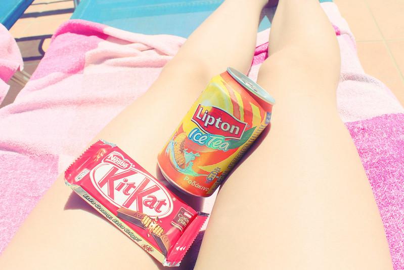 lipton&kitkat nam!