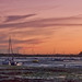 Boats in Bosham Harbour by Sandra Humphries