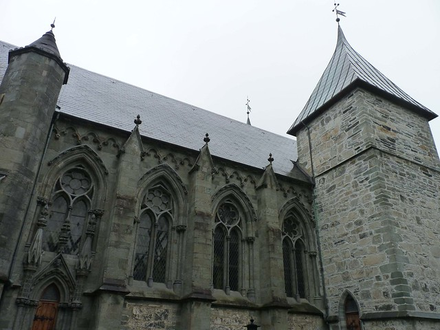 The gothy side of the Domkirke