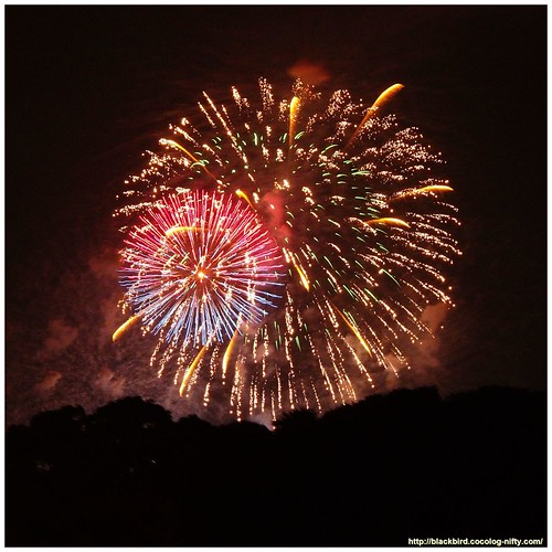 Fire works #03