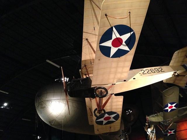 Header of Air Force Museum