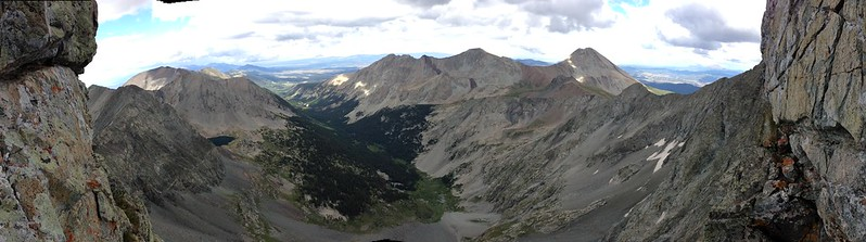 Mt. Lindsey Panorama
