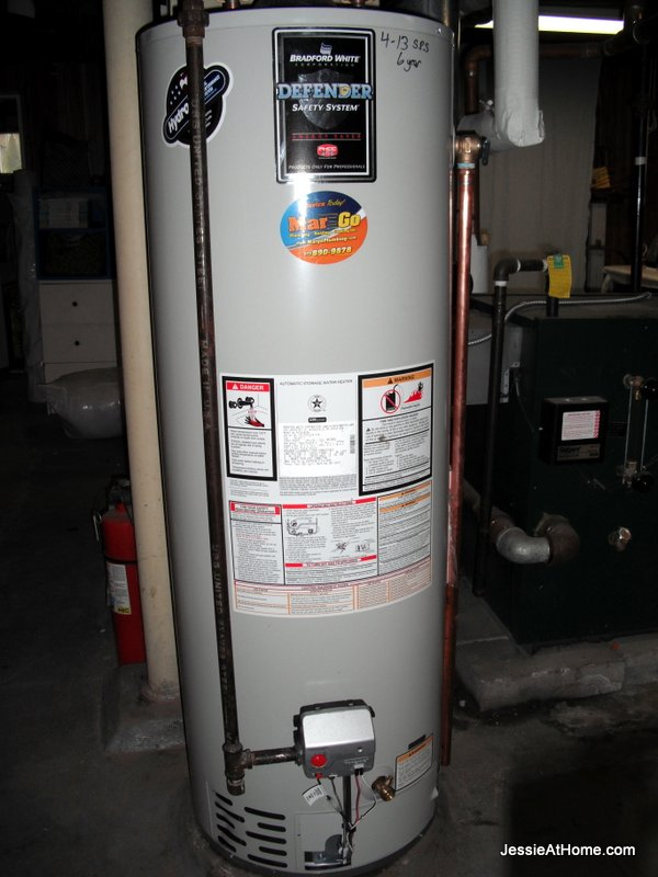 New-Water-Heater