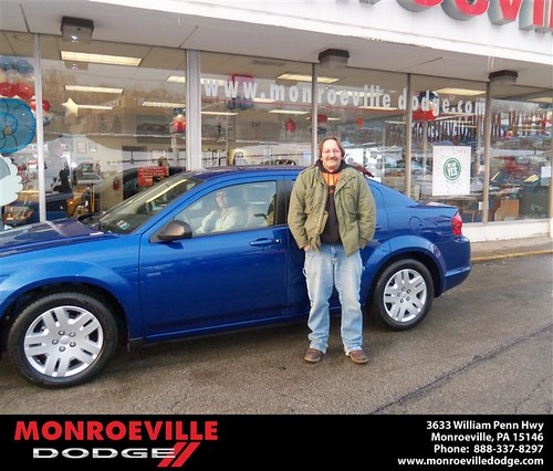 Happy Birthday to Adam Andrew Suhajda from Mcclelland Ronald and everyone at Monroeville Dodge! by Monroeville Dodge