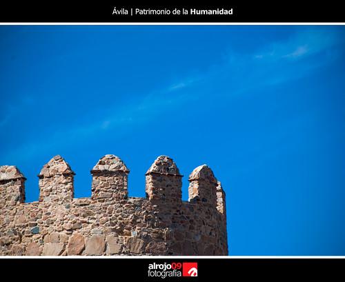 Ávila | Castilla y León by alrojo09