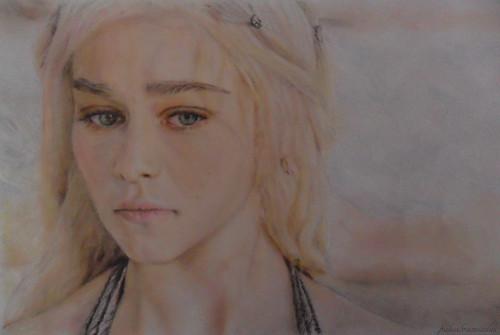 Daenerys Targaryen. by palaabrasusadas...