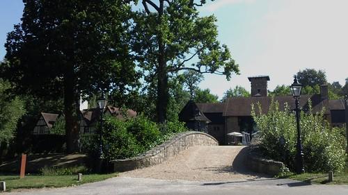 Belvedere - now Ahmibah - Farm, Coworth Park