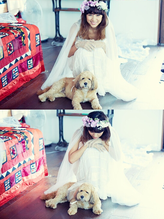 LEE HYORI WEDDING (3)