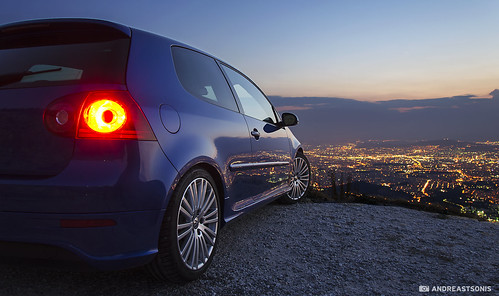 city sky vw landscape lights nikon greece r32 golfr32 worldcars nikond5100