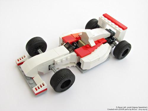 F1 Racer (alt. 31006 - Highway Speedster)