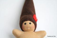 Maitake a Mushroom Loving Bitty Doll