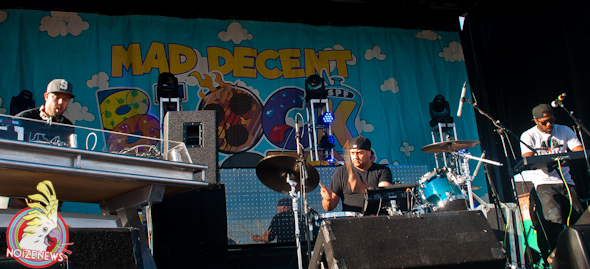 KEYS N KRATES AT MAD DECENT BLOCK PARTY IN MICHIGAN