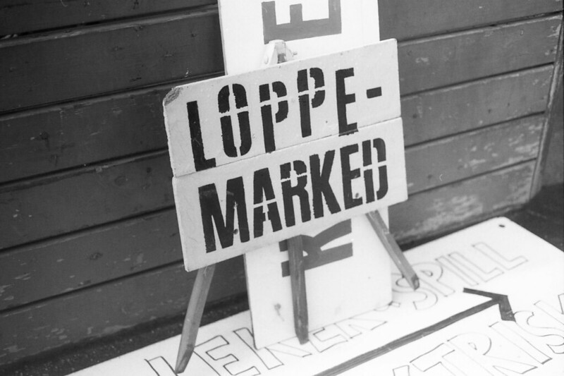 loppemarknad.