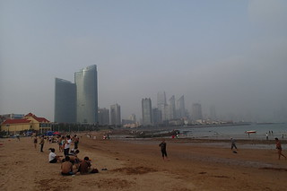 Изображение 第三海水浴场 No. 3 Bathing Beach. voyage tsingtao