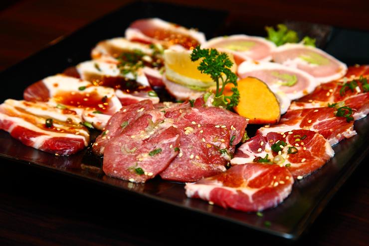 Pork-Moriawase