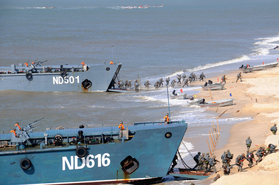 9867187396_f6237a681e_b - China conducts massive 'island reclamation' military exercise - Talk of the Town
