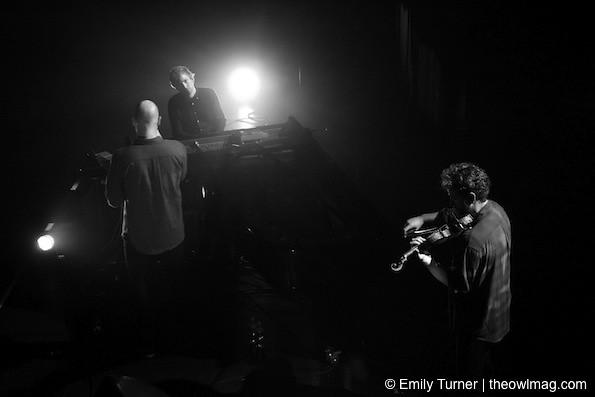 Ólafur Arnalds @ Regency Ballroom, SF 9/29/13