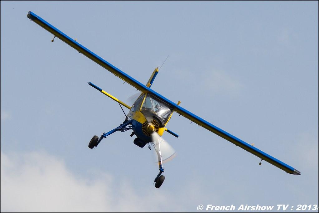 PZL-Okecie PZL-104 Wilga-35A, Meribel Air Show 2013