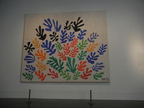 DSCN7870 _ La Gerbe, Henri Matisse, LACMA