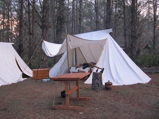 Out tents