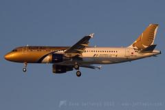 A9C-AQ A320 Gulf Air