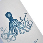 Octopus business card